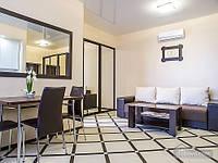 Стильная квартира в новострое, 2х-комнатная (14768)