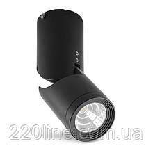 Светодиодный светильник Feron AL517 10W черный