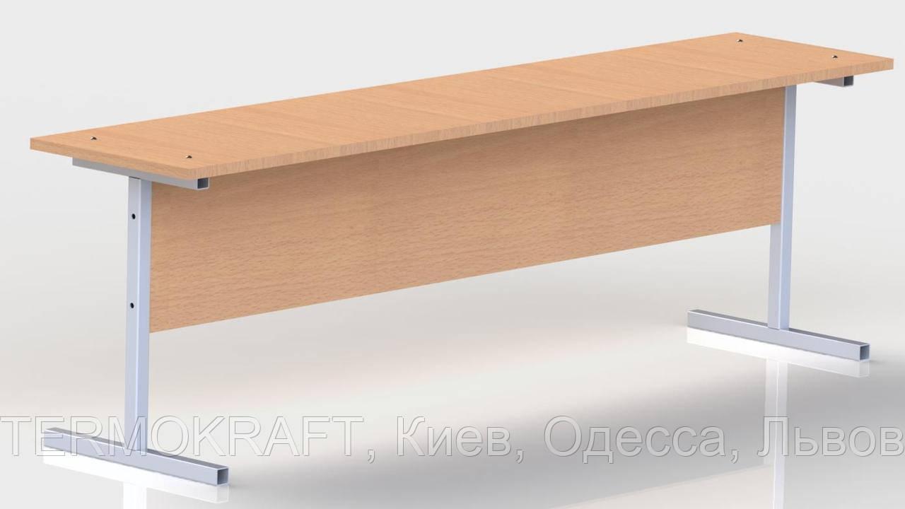 Скамья для столовой трехместные_x000D_1500x320x380 / 420/460
