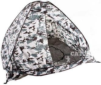 Зимняя палатка автомат 2.5 х 2.5