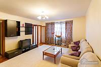 Большая комфортная квартира в самом центре, 3х-комнатная (28201)
