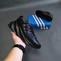 Мужские кроссовки Adidas Sharks черные