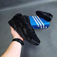 Мужские кроссовки Adidas Streetball черные