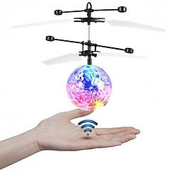 Інтерактивний літаючий диско куля Flying Ball
