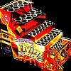 Фейерверк FC23567-1 Flying Sparks, количество выстрелов: 67, калибр: 20-30-50 мм