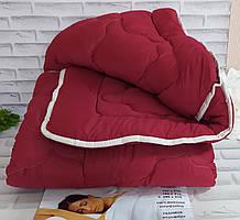 Одеяло полуторный размер наполнение - холлофайбер, ткань - микрофибра О-900