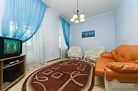 Комфортабельная квартира в центре города, 2х-комнатная (91207)
