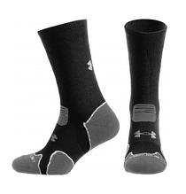 Термошкарпетки чоловічі зимові для риболовлі та полювання спортивні тонкі UNDER ARMOUR Розмір 40-45 Чорні
