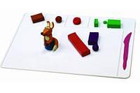 Доски для лепки, стеки, формы для пластилина