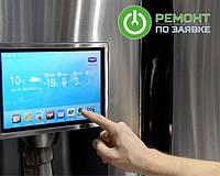 Новый холодильник Samsung со встроенным планшетом