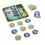 Развивающая игра на магнитах .Монстри. Хрестики-нулики., VT3703-09, Vladi Toys, фото 4