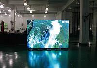 Светодиодный экран для помещения Р6