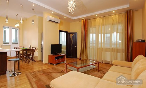 VIP апартаменты в элитном доме с эксклюзивным ремонтом и сервисом, 2х-комнатная (23068) - Dobovo в Киеве
