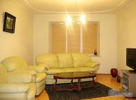 Милая квартира с хорошим дизайном, 3х-комнатная (18779)