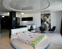 Роскошная квартира в Мост Сити с балконом и видом на Днепр, Студио (40723)