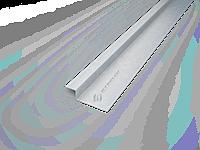 Z профиль (Профиль вертикальный  промежуточный ФПЗ 50, фасадный профиль)