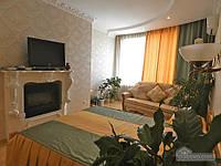 Квартира с камином, 3х-комнатная (72607)