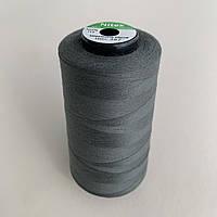 Нитки швейні 40/2 (4000Y) колір ГРАФІТ