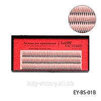 Ресницы пучковые. EY-BS-01B
