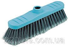 Щітка для підлоги ГОСПОДАР 300х70х97 мм ПЕ+ПВХ+ПП кольоровий каркас без ручки 14-6401
