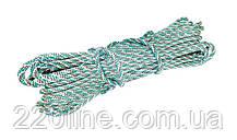 Шнур хозяйственный ГОСПОДАР К-20 Ø5.0 мм 20 м цветной 92-0436