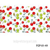 Фольга переводная для дизайна. FGP-01-49