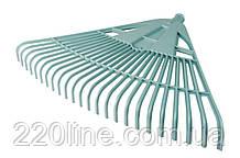 Грабли пластиковые веерные ГОСПОДАР 24 зуба 580х400 мм 14-6240