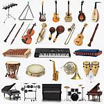 Індивідуальне пошиття чохлів та накидок для музичних інструментів