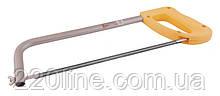 Ножовка по металлу MASTERTOOL 300 мм пластиковая рукоятка двуxстороннее полотно 12.5 мм металл/металл 14-2231