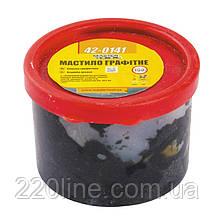 Мастило графитная MASTERTOOL 100 г поліетилен 42-0141