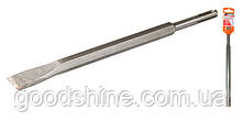 Стамеска плоска GRANITE SDS-PLUS 14х250х20 мм з побідитовою напайкою 1-21-250