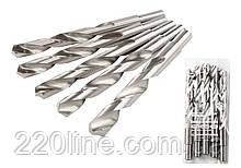 Свердло для металу MASTERTOOL Р6М5 16.0 мм біле 10-1160