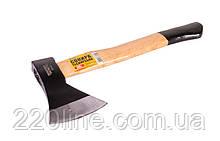 Сокира MASTERTOOL 800 г рукоятка 420 мм з твердого дерева 05-0128