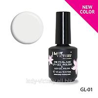 УФ гель-лак для ногтей.  GL-01 new