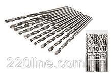 Свердло для металу MASTERTOOL Р6М5 5.5 мм біле 10-1055