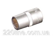 """Насадка торцевая 6-гранная MASTERTOOL 1/2"""" 14 мм CRV 78-0014"""