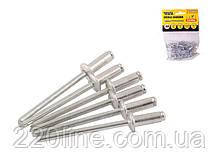 Заклепки сліпі алюмінієві MASTERTOOL 3.2х10.00 мм 50 шт 20-0450