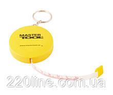Рулетка для швей MASTERTOOL 1.5 м 7 мм 60-0157