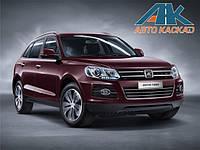 В Украину прибыли новые версии автомобилей Zotye