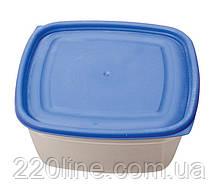 Судок пластиковий харчової ГОСПОДАР 1 л 92-0057