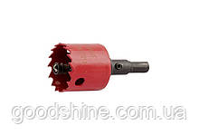 Сверло корончатое GRANITE биметаллическое HSS M42 38 мм 6-09-038