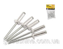Заклепки сліпі алюмінієві MASTERTOOL 4.0x18.00 мм 50 шт 20-0580