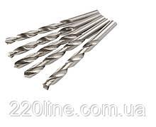 Свердло для металу MASTERTOOL Р6М5 10.5 мм біле 10-1105