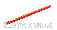 Олівці столярні MASTERTOOL 176 мм 12 шт 14-1812
