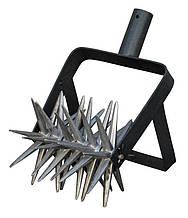 Культиватор-рыхлитель алюминиевый MASTERTOOL 6 звезд 92-0019