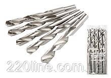 Свердло для металу MASTERTOOL Р6М5 14.0 мм біле 10-1140