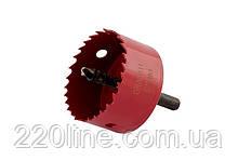 Сверло корончатое GRANITE биметаллическое HSS M42 67 мм 6-09-067