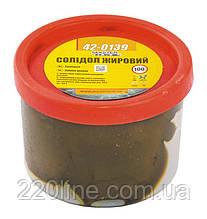 Солідол жировий MASTERTOOL 100 г поліетилен 42-0139
