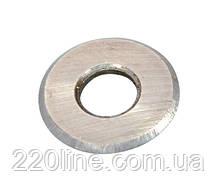 Колесо змінне MASTERTOOL 22х10.5х2 мм для плиткоріза 80-2450/80-2600/80-3650/80-4600/80-4121 80-2212