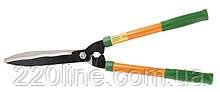 Ножницы для стрижки кустарников MASTERTOOL 550 мм волнистые лезвия тефлон 14-6131